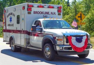 2009 Ford AEV Ambulance